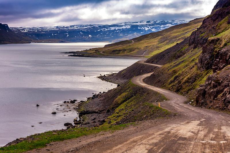 Westfjord Roads
