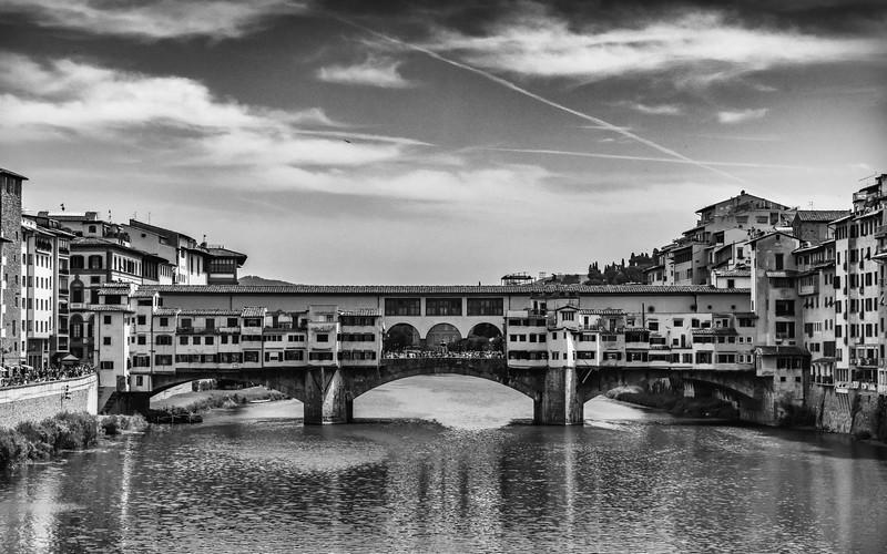 Ponte Vecchio Mono
