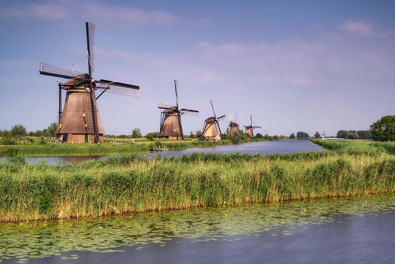 Kinderdijk Windmills #1