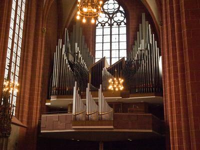 Frankfurt - Interior of Church