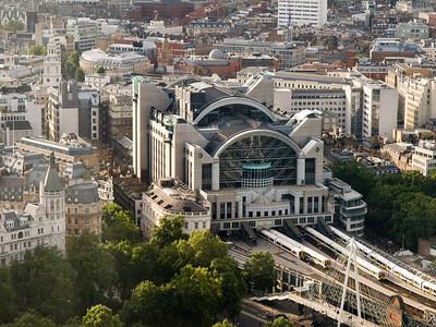 London : Charing Cross station