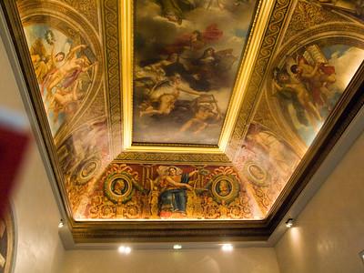 Louvre Ceiling - II
