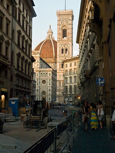Florence - Duomo from a distance