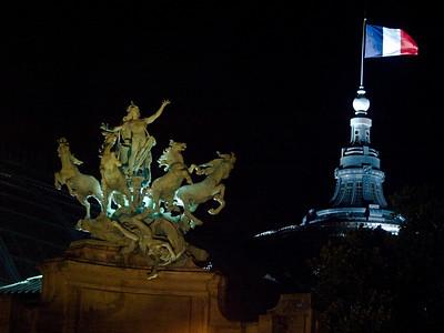 Paris by Night - I
