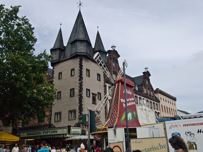 Frankfurt - by the riverside