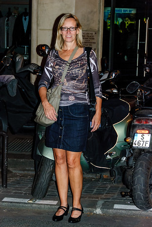 Betty Jo to Europe 2012