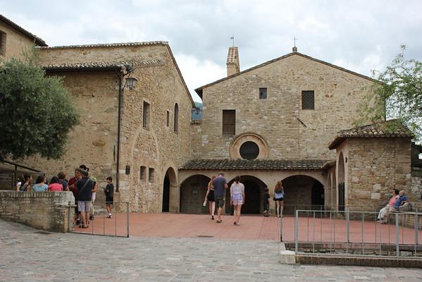 7 Assisi June22