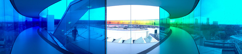 Your rainbow panorama,  2011