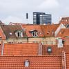 Above Aarhus