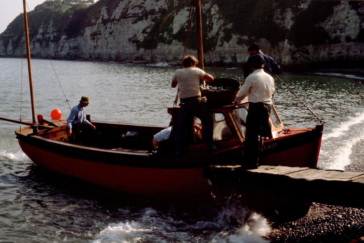Brittany Boat Men