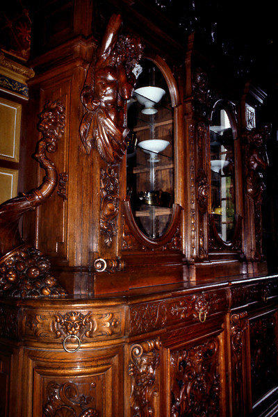 Furniture Detail - Chateau Chambord