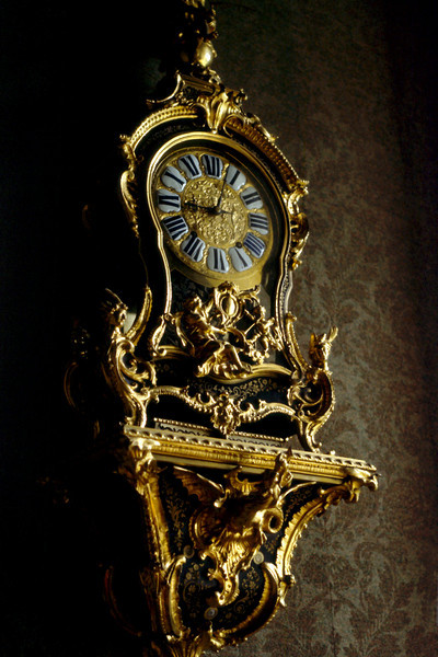 Fancy Clock - Chateau Chaumont