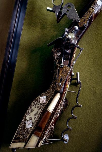 Gun Detail - Chateau Chambord