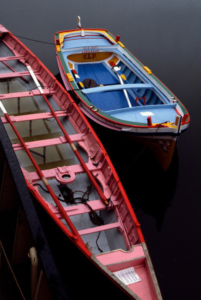 Portuguese Fishing Boats2 <br /> <br /> Exeter Maritime Museum