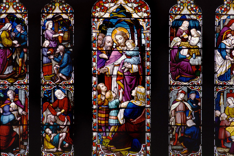 Stained Glass - Branscombe Church