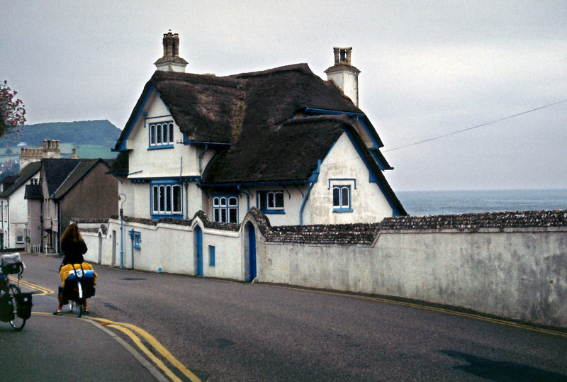 Thatched Roof - Branscombe