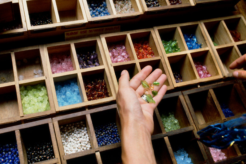 Bead Shop<br /> <br /> Covent Gardens, London