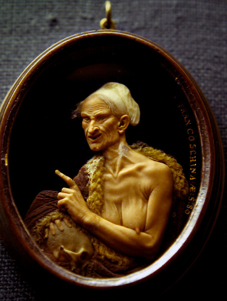 Wax Cameo<br /> <br /> Victoria and Albert Museum, London