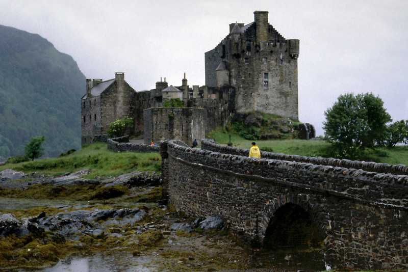 Eilean Donan Castle3