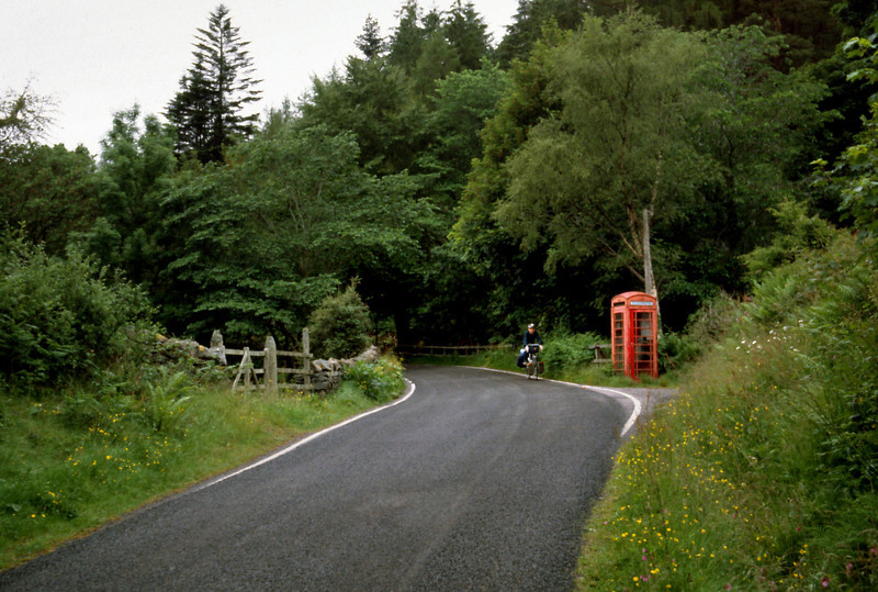 Roadside Phone Booth