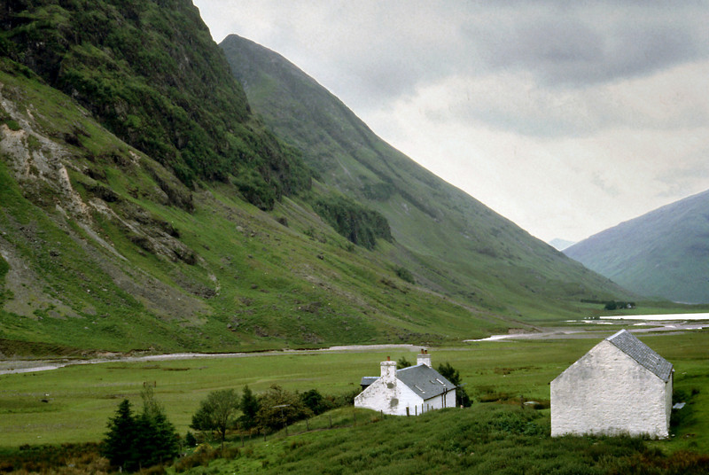 Lonely Highland Home