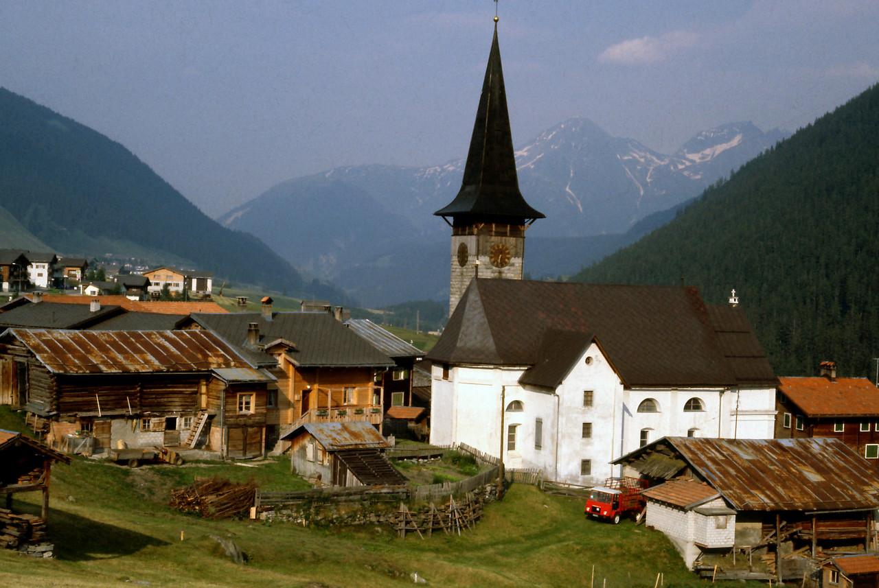 Wassen Church2