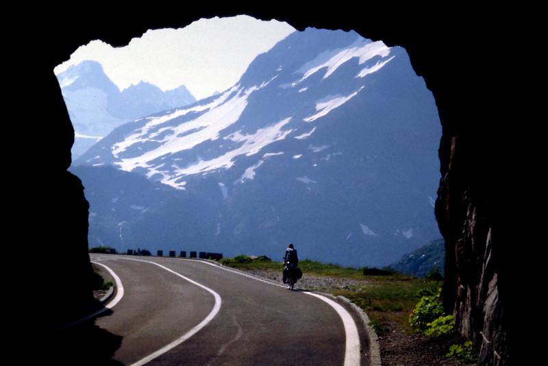 Sustenpass Tunnel