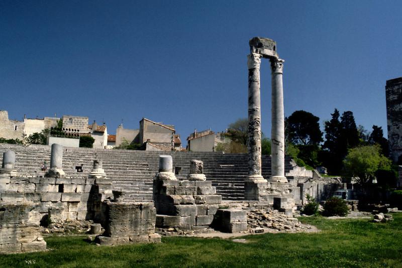 Roman Theater, Arles