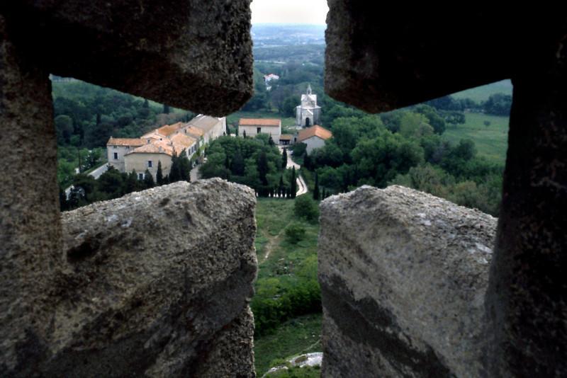 Abby Ruins2, near Arles
