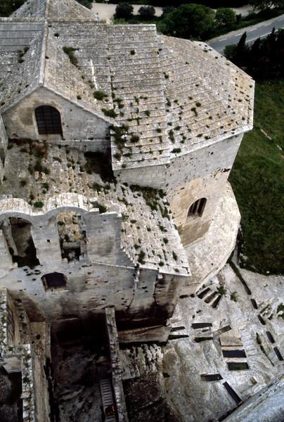 Abby Ruins3, near Arles