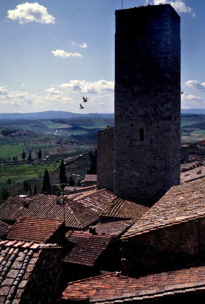 San Gimignano Tower3