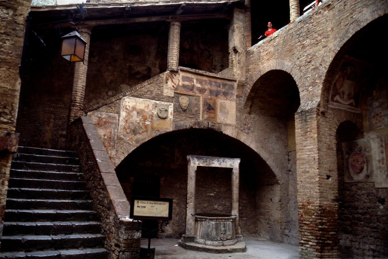 Old San Gimignano
