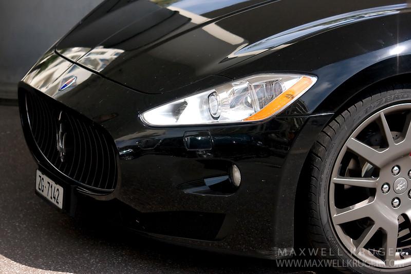 My Maserati Does