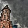 Tower in Freiburg