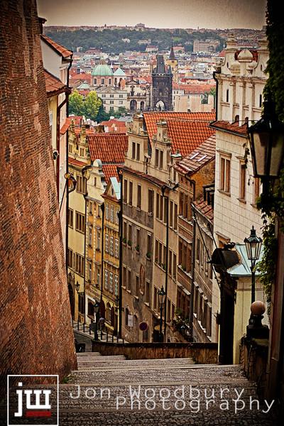 """""""Schody"""" - Prague, Czech Republic"""