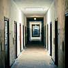 """Halls of Dachau"" - Dachau Concentration Camp, Germany"