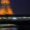 Paris lights at Bir-Hakeim viaduc (Passy), 2007