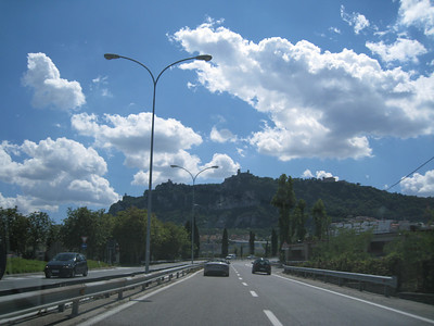 European Rally Trip 2008 - San Marino