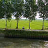 Holland countryside - a romanticized view.