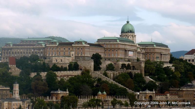 Buda Castle and Palace