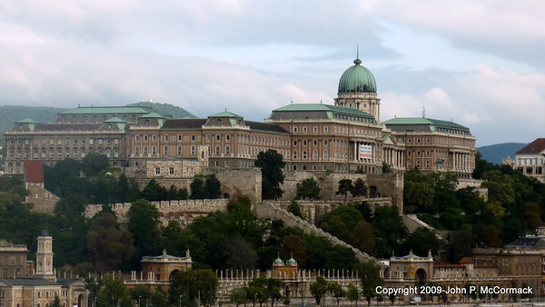 Buda Castle and Palace