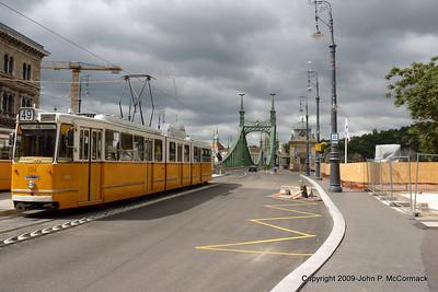 Bridge near the covered market