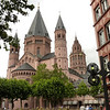 Mainz Cathedral, formally known in English as St. Martin Cathedral