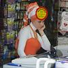 shopkeeper in central Mainz