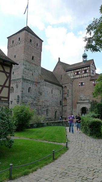 The Romanesque chapel