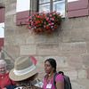 Shoba, our guide in Nuremberg