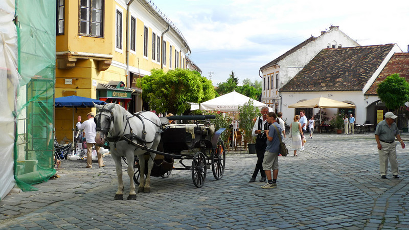 Szentendre, Slovakia has been the home of many generations of Hungarian artists since early 20th century. There are many museums and contemporary galleries representing the rich traditions of the visual art.