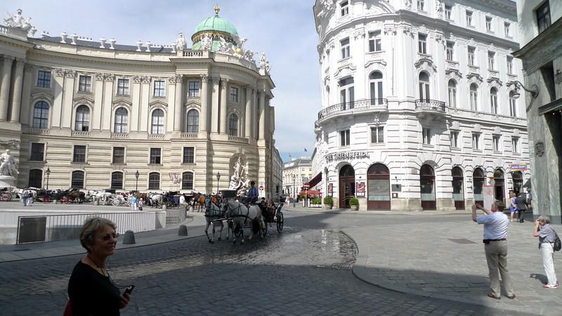 St. Michael's Square.