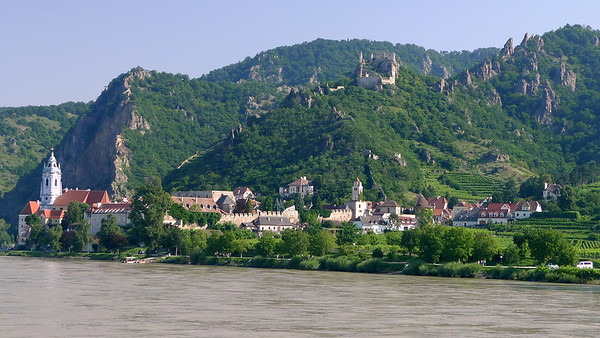 Wachau Valley & Rhine Gorge Views