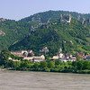 The Rhine Gorge is a popular name for the Upper Middle Rhine Valley, a 35 mile section of the River Rhine between Koblenz and Bingen in Germany. It was added to the UNESCO list of World Heritage Sites in June 2002 for a unique combination of geological, historical, cultural and industrial reasons.